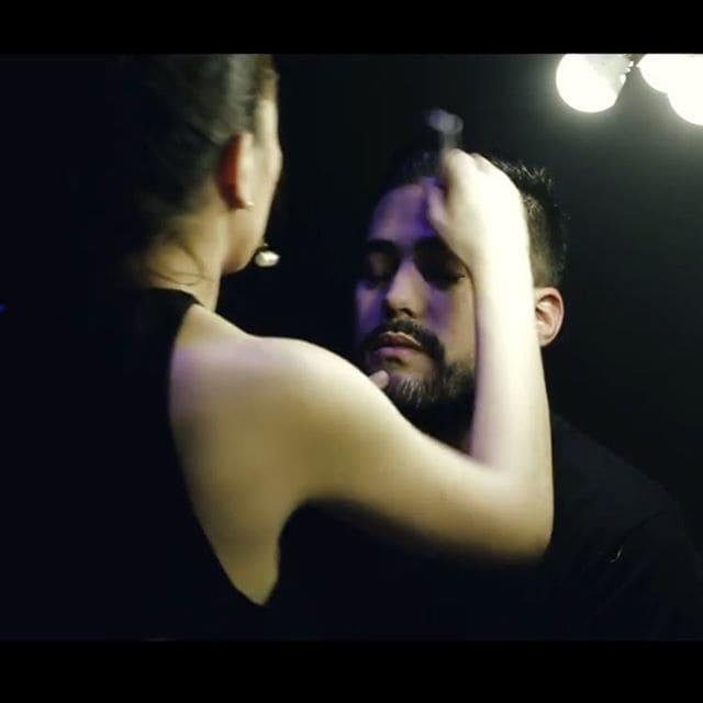 maquillaje de hombres