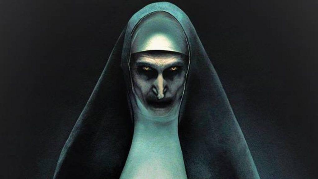 Maquillaje de halloween la Monja