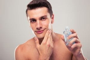 maquillaje para hombre