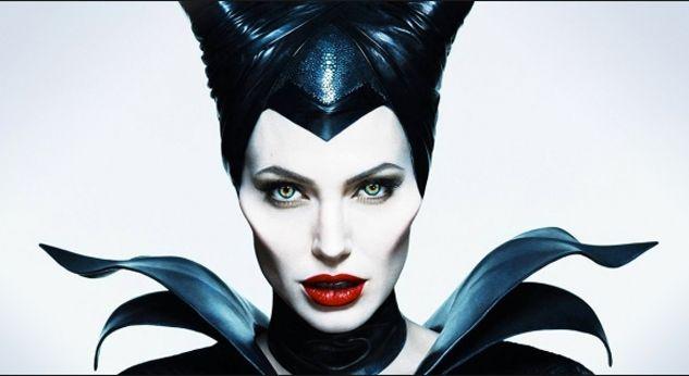 Maquillaje de Halloween Malefica