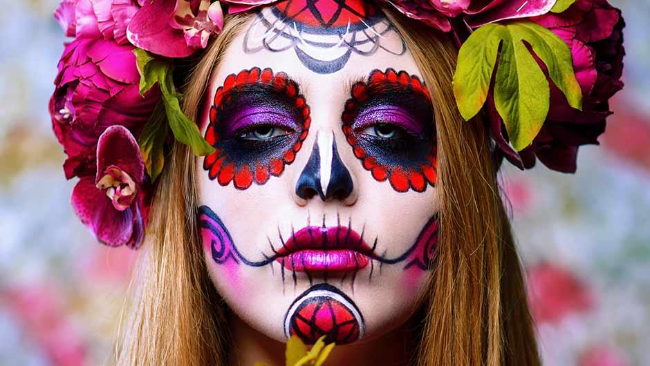 Maquillaje Para Halloween 4 Personajes Top Jessica Freites
