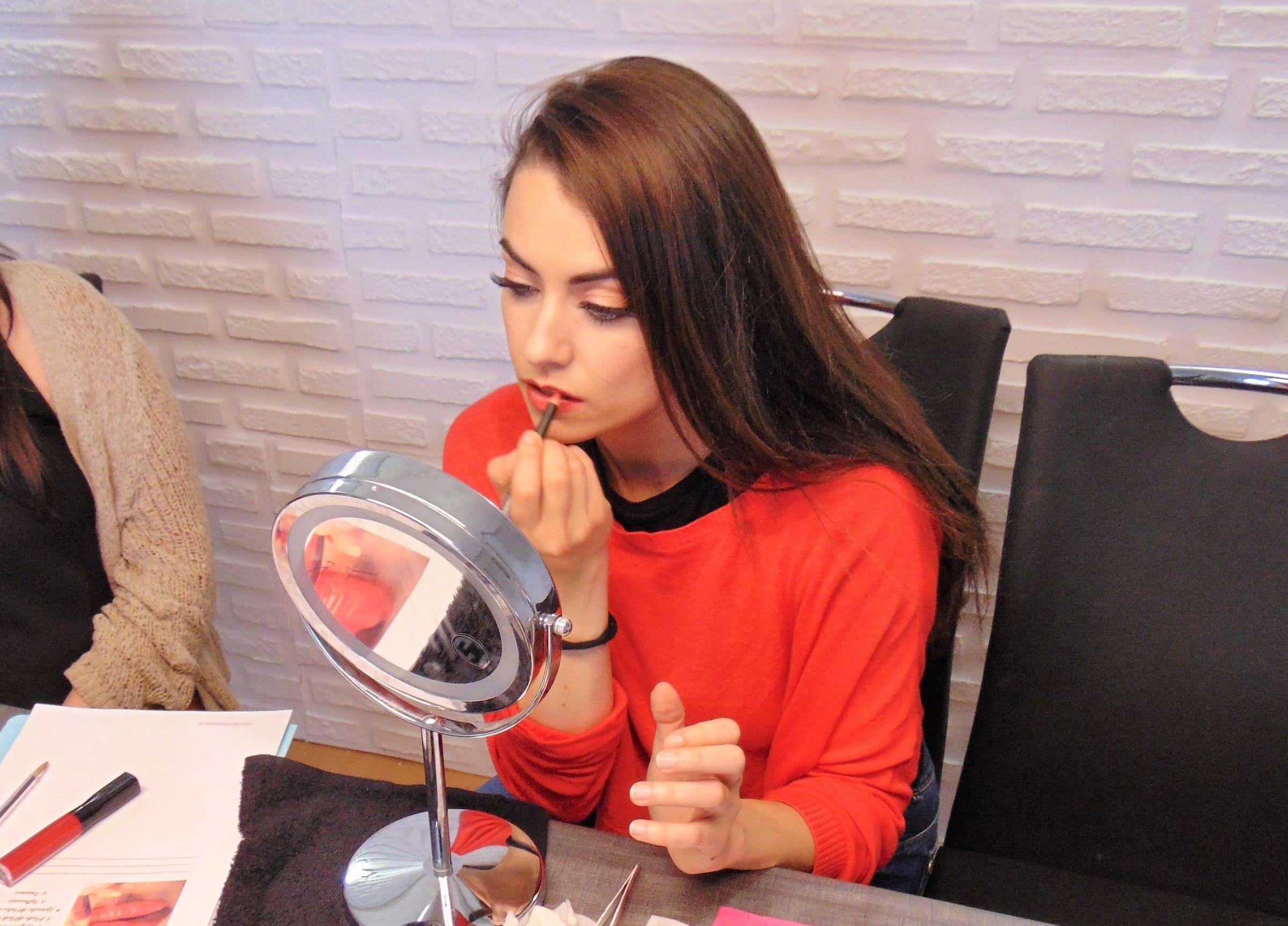 Maquilladora profesional a Domicilio