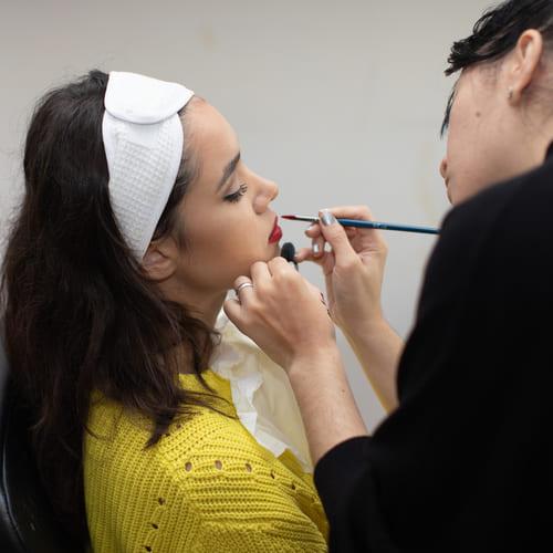 maquillaje Social a domicilio