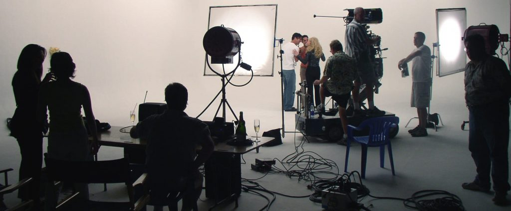 Maquilladora de televisión