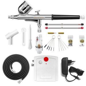 Aerógrafo de maquillaje mini kit Gocheer