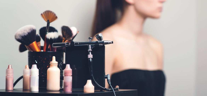 Comprar Aerógrafos de Maquillaje