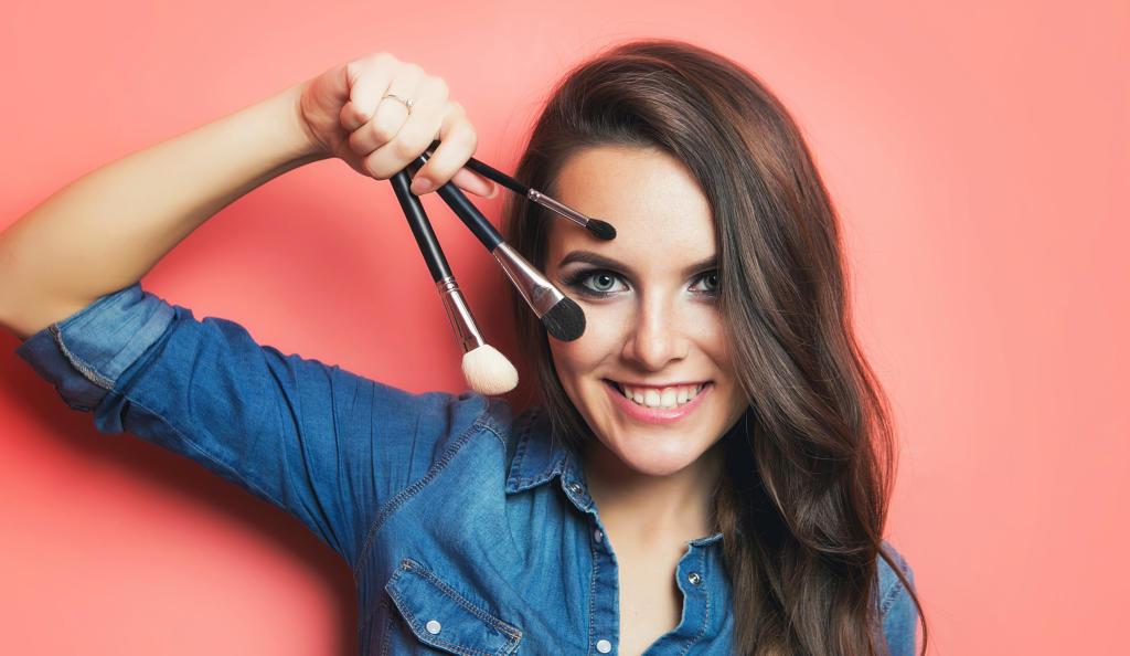 Guía para maquillarse paso a paso