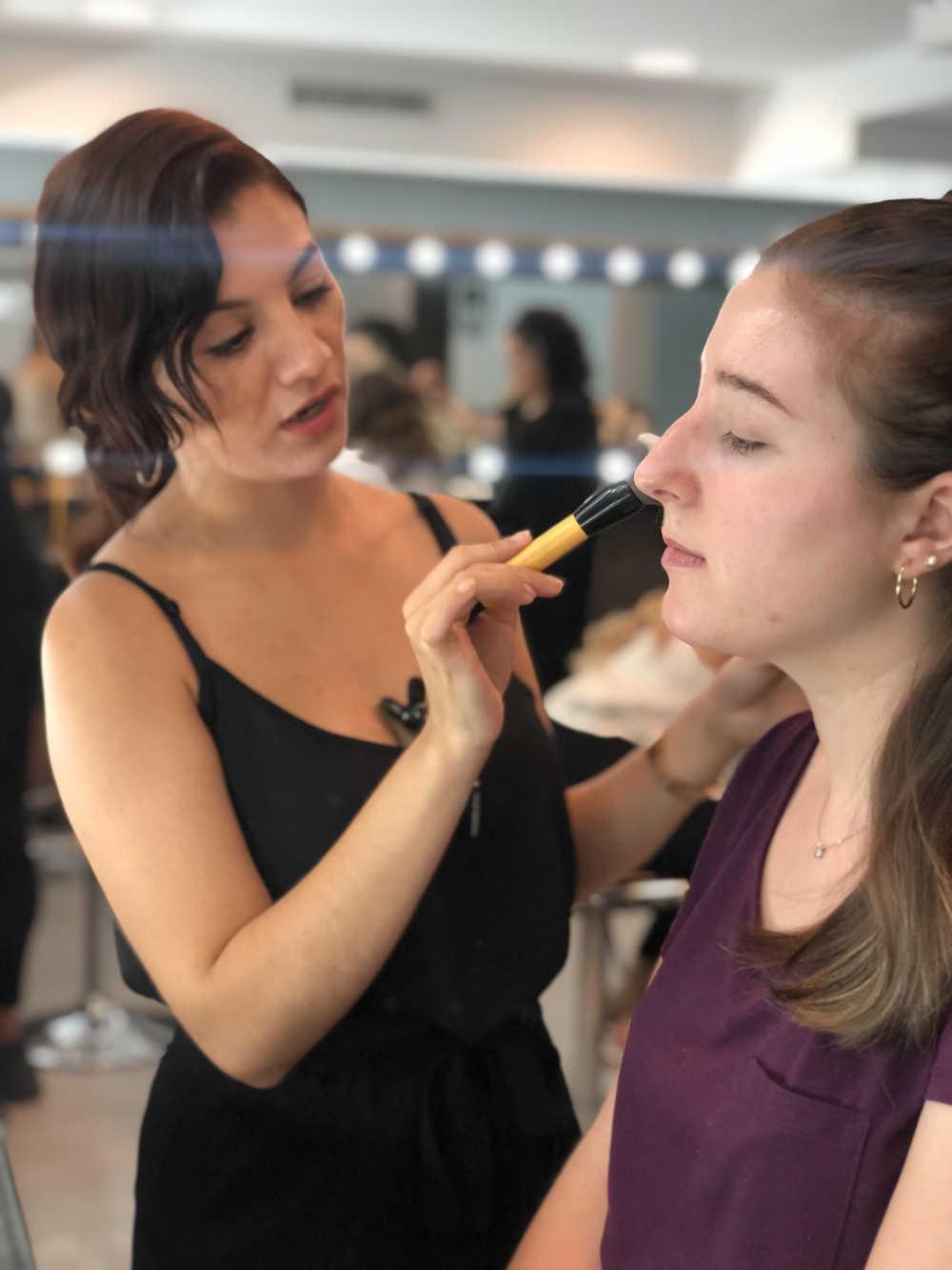maquillaje profesional en el barrio del retiro
