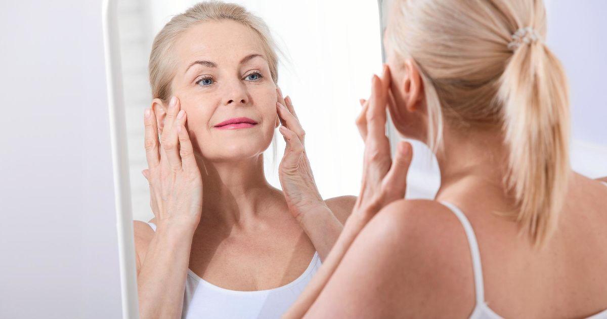 Maquillaje piel madura seca