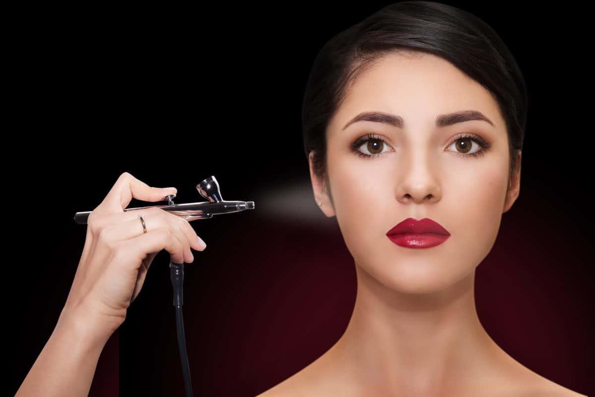 maquillaje aerografo vs maquillaje tradicional