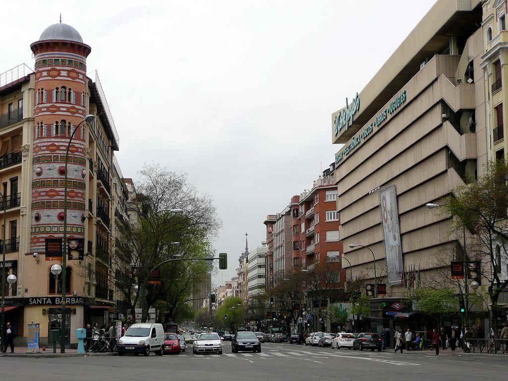 Maquilladora a Domicilio en la calle Goya