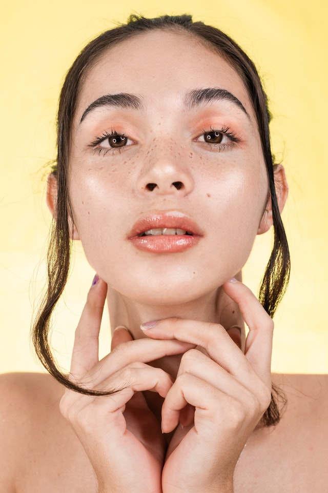 piel para maquillaje