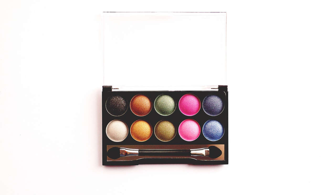 paleta de colores para maquilladora