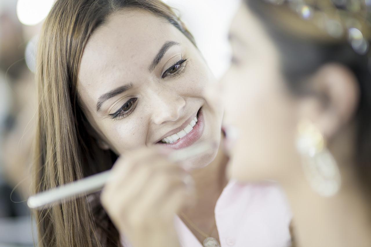 Organización del tiempo de una maquilladora